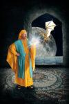 Leonach Shefro Doire caRhuun, Schriftgelehrter beim Orden der caRhuun