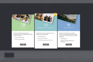 """Automatische oder manuelle Gestaltung: Saal Digital Fotobuch """"Professional Line"""""""