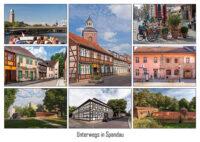 Sehenswürdigkeiten in der Altstadt Spandau (Foto: Ralf Salecker)