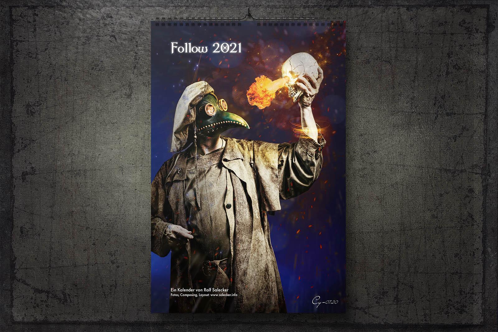 Fantasy-Kalender 2021 (Foto: Ralf Salecker)