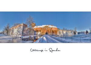 Zitadelle Spandau im Schnee (Foto: Ralf Salecker)