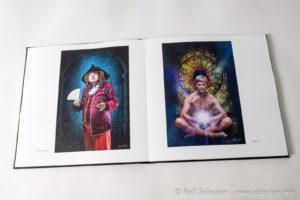 """Das Ergebnis - Innenansicht, Layflat-Bindung: Saal Digital Fotobuch """"Professional Line"""" (Foto: Ralf Salecker)"""