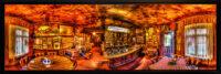 Kolkschänke. Über 100 Jahre Kneipengeschichte hat sie auf dem Buckel, die kleine Kneipe im Behnitz, dem ältesten Siedlungsgebiet der Spandauer Altstadt. (Panoramafoto: Ralf Salecker)